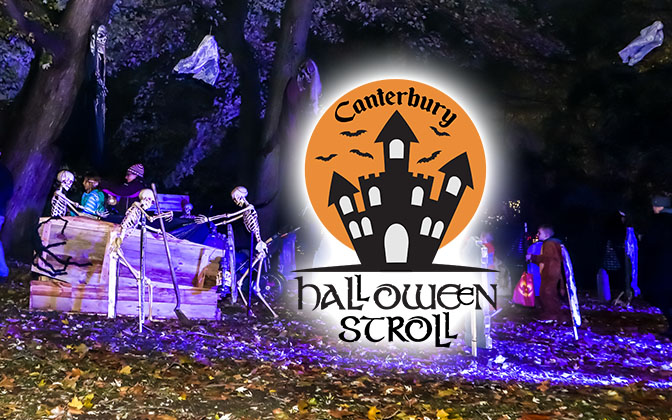 Canterbury Halloween Stroll October 29th